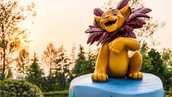 0004caa4a55 Hakuna Matata Oasis at the Shanghai Disneyland Hotel